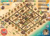 للبيع قرية في لعبة فزعة العربية مستوى 104  القرية مطوره full البيع في جدة