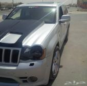 jeep srt8 2009