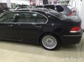 BMW 730 li Model 2007 للبيع قمة النظافة