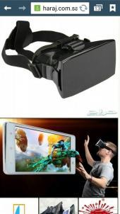 نظارات العالم الافتراضي والثري دي للجوال