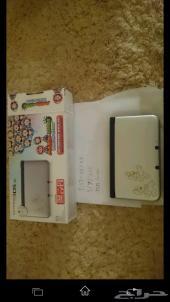 للبيع جهاز العاب ننتندو 3DS XL نسخة ماريو الخاصة والمحدودة
