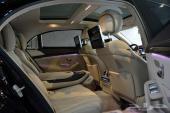 مرسيدس اليخت S 500 كت AMG موديل 2014