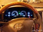 جيب لكزس LX 470  سعودي موديل 2006 نظيف جدا