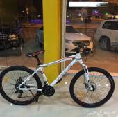 ... الدراجة الرياض ... ( فايشي ) المميزة بالخفة ..  مقاس 26