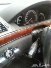 مرسيدس S500 2007 Amg