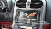 شاشة للكورفت اصلية GM