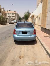 عاجل بيع سيارة هنداي اكسنت 2010