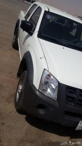 للبيع سيارة ايسوزو غمارتين دبل موديل 2012