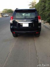 للبيع جيب برادو 2010 (VX 2)  ثلاث كميرات  سعودي بحالة الوكالة