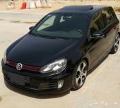 للبيع قولف GTI أسود 2010 وارد ساماكو
