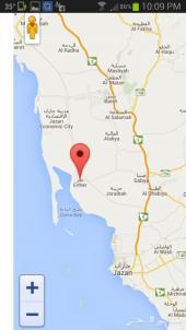 ارض سكنية بمساحة 2058متر مربع بصك شرعي علي مقربة من خليج الدانه