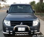 باجيرو 2007 نص فل - V6 3000 بحالة جيدة جدا