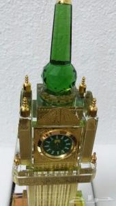 تحفة كريستال برج ساعة مكة VIP