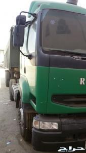 للبيع راس رينو 2000 نظيف و للبيع او للايجار قلاب 2014 نظيف