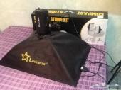 للبيع استيديو لينك ستار 250واط جدييده استخدام بسيط