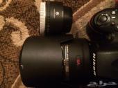 عدسة نيكون 105 ماكرو AF-S VR Micro-Nikkor 105mm f2.8G