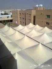 مظلات السيارات والمدارس والهناجر والبرجولات ومظلات الحدائق0535553929 في جدة-المدينة-مكة-الطائف-ينبع