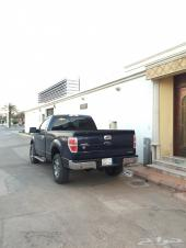 فورد f150 موديل 2013 غمارة دبل سعودي نظيف ممشى قليل