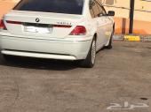 بي ام دبليو موديل 2005 BMW 745li الفئة السابعة
