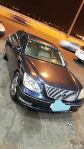 لكزس 2004 LS 430 أمريكي نظيف للبيع