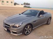 Mercedes SLK 55 AMG 2013 V8 20 km 3 years warranty