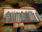 من من 10ريال و50 ريال عمل لوحات تصاميم باريس لندن ورود ..تنفيذ اي صورة في بالك