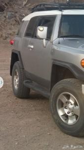 جنوط اف جي 2010 نظيفه مع كفراتها