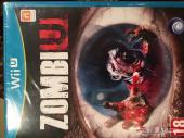 Wii u 8gb and zombie U جديد اصدار اروبي ب 1050 ريال