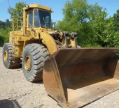 -1981 CATERPILLAR 980C Wheel Loader