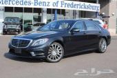للبيع مرسيدس اليخت داخليه دايموند . V.I.P . 2014 Mercedes-Benz S550