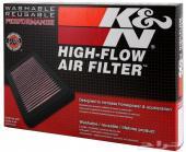 فلترهواء المكينة kn للاندكروزرواللكزس2004_2006 الاستخدام الامريكي