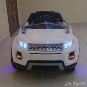 سيارة رينج روفر الشكل الجديد للأطفال لعبة بشحن بطارية بقوة 12 فولت