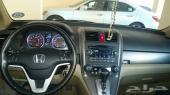 هوندا CRV 2009 فل كامل 4WD استمارة جديد فحص جديد مصانة بالكامل حالتها نظيفة جدا  والماكينة والجيربوك
