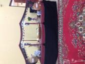 خيمة الاستقبال التراثية للمناسبات والأفراح.