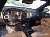 دودج شارجر أسود 6 سرندل فل اوبشنز موديل 2011 للبيع