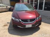 هوندا سيفيك 2015 وكالة ( Honda Civic 2015)