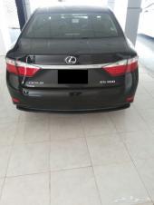 Lexus Es 350 2013  (SAR 122000)