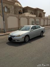 لكزس es 2002 سعودي