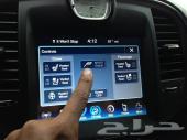 حصريا تحديث الشاشة وتفعيل السبورت مود وقوائم SRT ( تشارجر كرايسلر )