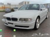 740 I 1999 V8 WHITE