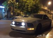 للبيع او للبدل المناسب فورد موستنج GT 2006 اوتو