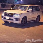 جيب لكزس 2014 سعودي