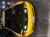 فورد موستنج GT 2006 اصفر كاربون فايبر مميز