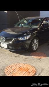 تنازل سيارة مازدا زووم 6 -2014