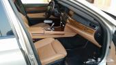 BMW بي ام دبليو 750 Li فل كامل خليجي أخو الوكالة موديل 2009