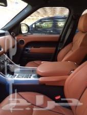 رنج روفر سبورت 8 سلندر سوبر تشارج .. فل كامل - Range Rover Sport V8 Supercharged Full Options