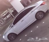 Hyundai Sonata 2013 - White - Highline W Navigation