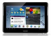 تاب 2 Tab مقاس 10 شركة سامسونج جالكسي شريحة اتصال وبيانات و وأي فاي للبيع او البدل