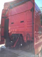 سيارة شاحنة من نوع مان 2007