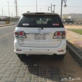فورتشنر 2012 سعودي 6 سندات